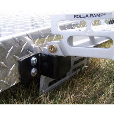 Roll-A-Ramp Seg Mount Brackets,Seg Mount Brackets,Pair,3150 RAR3150