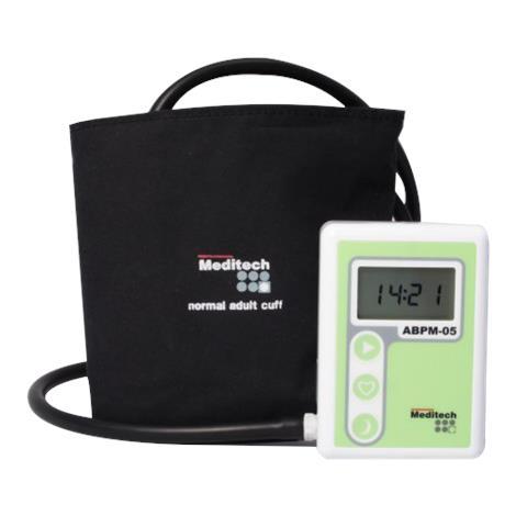 MediTech ABP 24-Hour BP Monitor, Pressure Monitors,Each,ABPM-05