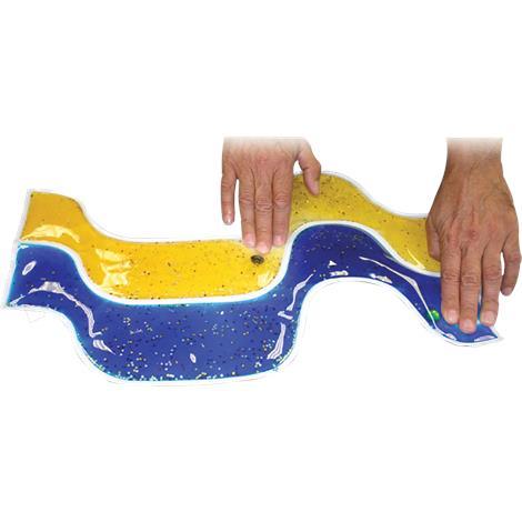 Skil-Care Gel Wave Pad,Gel-Wave Pad,21L x 13W,Each,912431