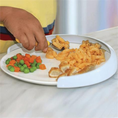 Kinsman My Plate-Mate Food Guard,Large,Each,81499177