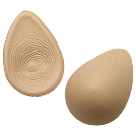 Almost U Style 201 Lightweight Teardrop Breast Form,Almost U 201,Size 10,Each,ALU-201