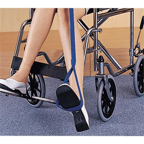 "Essential Medical Adjustable Loop Leg Lifter,41"" Long,Each,L3007"