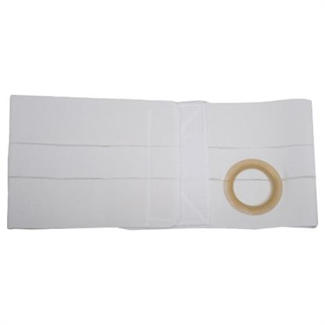 Nu-Hope Nu-Form 8 Inches Left Sided Stoma Regular Elastic Ostomy Support Belt With Prolapse Strap