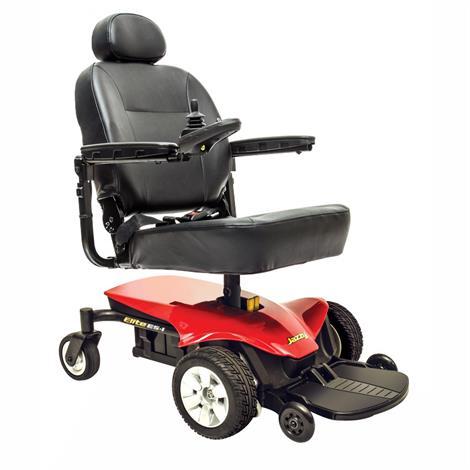 Pride Jazzy Elite ES-1 Power Chair,0,Each,JELITEES-1