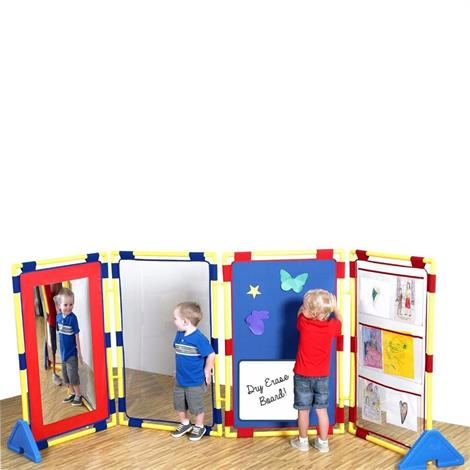 "Childrens Factory Activity PlayPanel Center,Each Panel Measures 31""W x 48""H,Each,CF900-356"