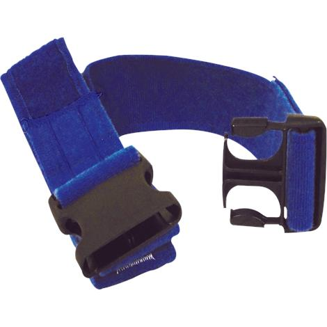 "Essential Medical Deluxe Ambulation Gait Belt With Hand Holds,Fits Waist Sizes 30"" - 45"",Each,P2500"