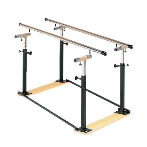 Clinton Folding Parallel Bars,Length: 10 Feet,Each,43900