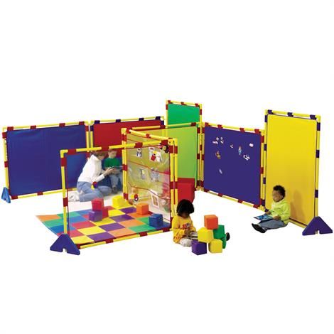 "Childrens Factory Big Screen Super Set,59.5"" x 47.5"",Each,CF900-526"