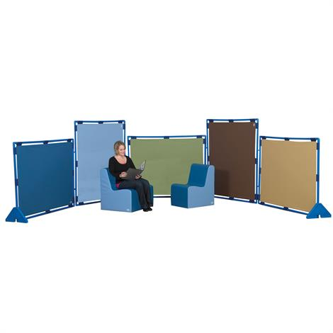 Childrens Factory Big Screen Woodland PlayPanels Set,Set of 5,Each,CF900-928