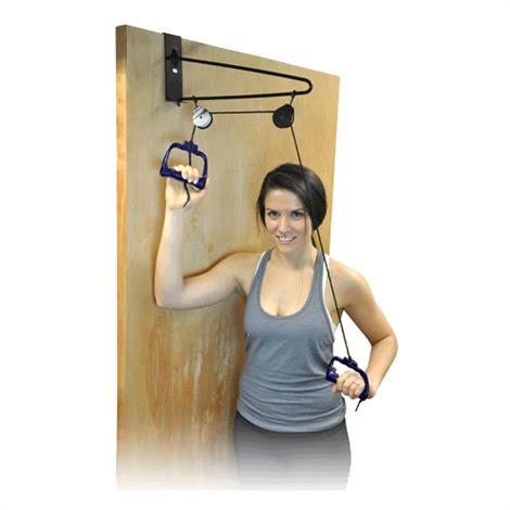 Complete Medical Move Those Shoulders Overdoor Shoulder Pulley Exerciser Kit,Shoulder Pulley Exerciser Kit,Each,BJ175110