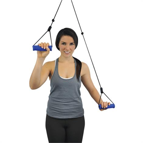 Complete Medical Move Those Shoulders Overdoor Shoulder Pulley With Bracket,Shoulder Pulley With Bracket,Each,BJ175101