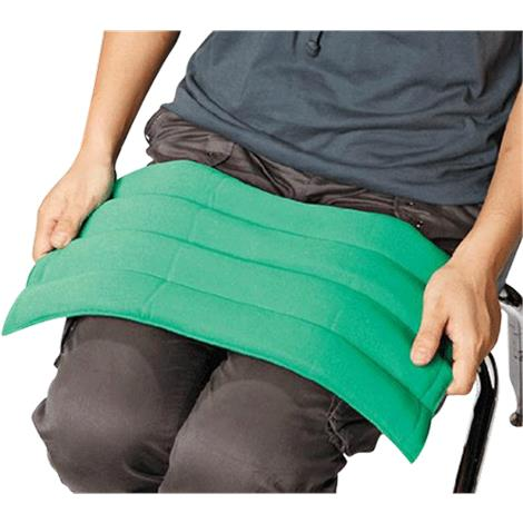 FlagHouse Weighted Lap Pad Set,Large,24L x 10W,Each,34143