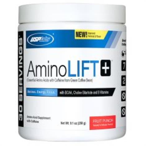 USP Labs Amino Lift Plus Amino Acid ,Mango Margarita,Each,2830163