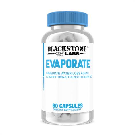 Blackstone Labs Evaporate Dietary ,60 Capsules,Each,3900011