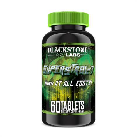 Blackstone Labs SuperStrol 7 Dietary ,60 Tablets,Each,3900071