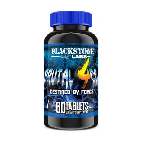 Blackstone Labs Brutal 4CE Dietary,60 Tablets,Each,3900013