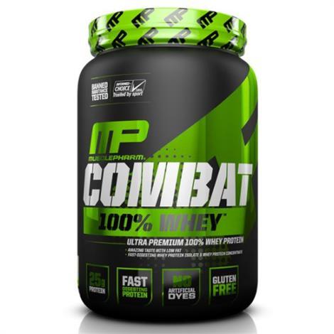Combat 100% Whey,VANILLA,Each,1060501