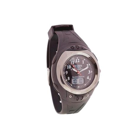 Reizen Digital Analog Talking Watch,Talking Watch,Each,81621606