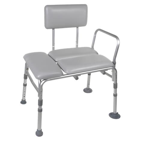 Drive Knock Down Padded Transfer Bench,Transfer Bench,2/Case,12005KD-2