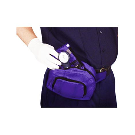 Mabis DMI MatchMates Fanny Pack Pressure Combination Kit,Black,Each,01-365-021