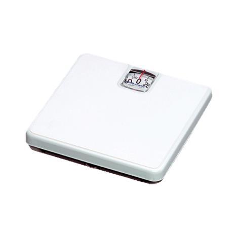 Health O Meter Mechanical Floor Scale,Mechanical Floor Scale,Each,100LB