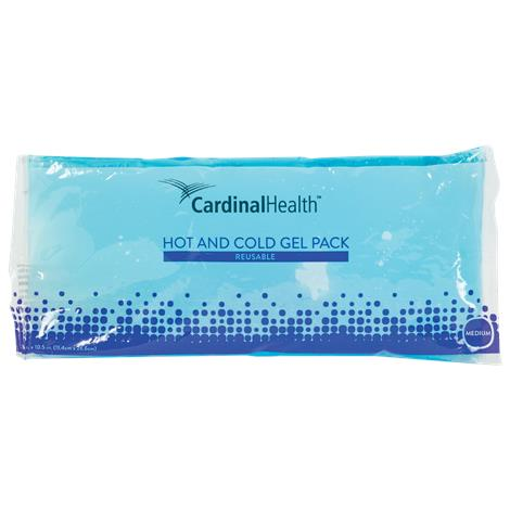 """Cardinal Health Reusable Hot And Cold Gel Packs,Small,Standard 4.5"""" x 7"""",24/Pack,70204"""