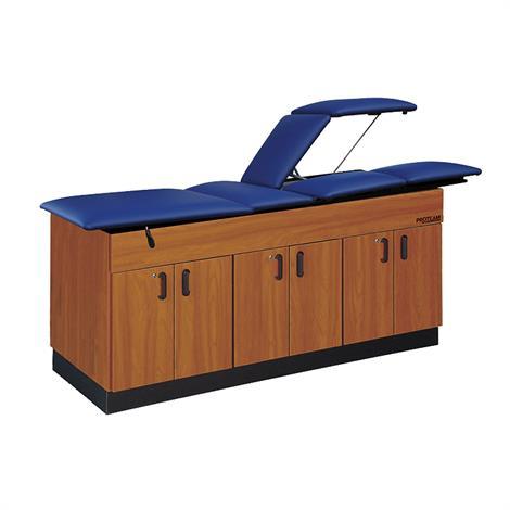 Hausmann Knee And Hip Flexion Split Leg Cabinet Table