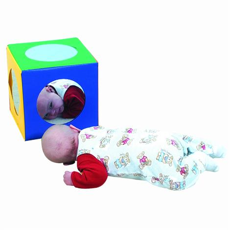 "Childrens Factory 5 Sided See-Me Cube,11"" x 11"" x 11"",Each,CF332-503"