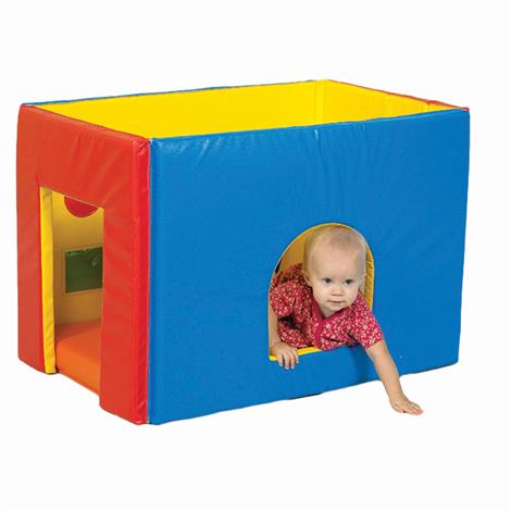 "Childrens Factory Sensory Play House,36"" x 24"" x 24"",Each,CF322-229"