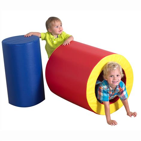 Childrens Factory Toddler Tumble,Toddler Tumble N Roll,Blue Roll,Each,CF321-301