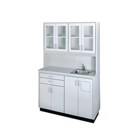 Hausmann Free Standing Unit With Sink