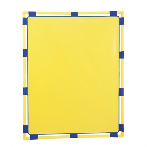 Childrens Factory Big Screen PlayPanel,Yellow,Each,CF900-517Y