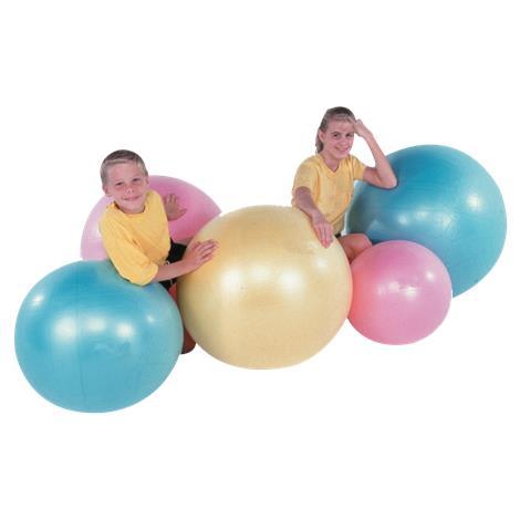 "Image of CanDo Cushy-Air Inflatable Training Ball,38"" x 38"" x 38"" (95 cm),Each,#30-1746"