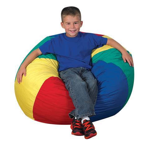 """Childrens Factory Beach Ball Lounger,35"""" x 35"""",Each,CF650-513"""