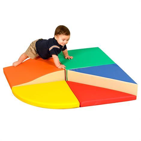 Childrens Factory Soft Touch Hill Climber,40 x 40 x 6,Each,CF805-006