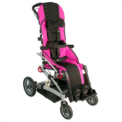 Convaid Rodeo Tilt-In-Space Wheelchair - Transit Model,0,Each,0