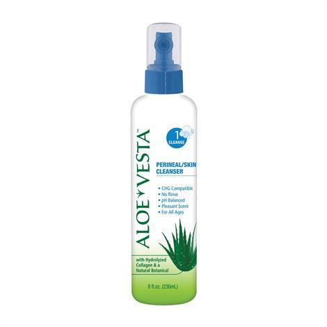 ConvaTec Aloe Vesta Perineal Or Skin Cleanser,4 oz Bottle,48/Case,324704