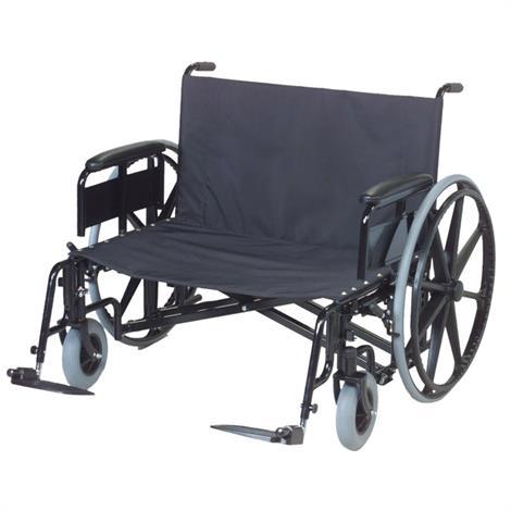 """ConvaQuip Bariatric Wheelchair,Seat Width 30"""",Each,930XL"""