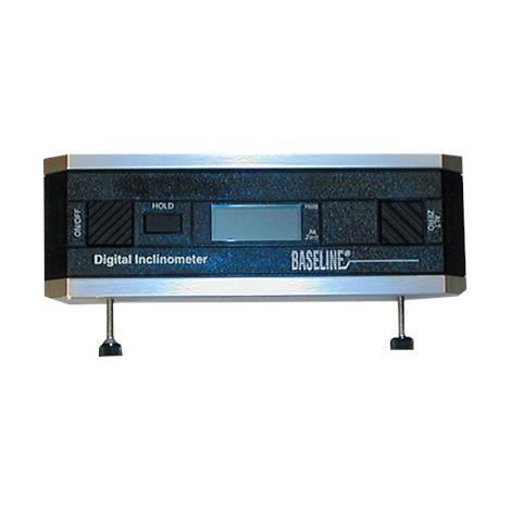 "Baseline Digital Inclinometer,6"" x 1.5"" x 2.5"",2/Pack,#12-1057-2"