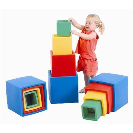 Childrens Factory Nest n Stack Blocks,Set of 4,20