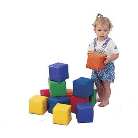 Childrens Factory Toddler Blocks,Primary,Each,CF362-516