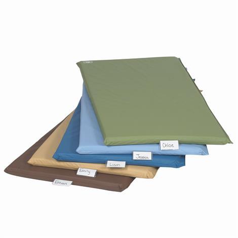 Childrens Factory Woodland Non-Folding Rest Mats,Almond,Each,CF350-043