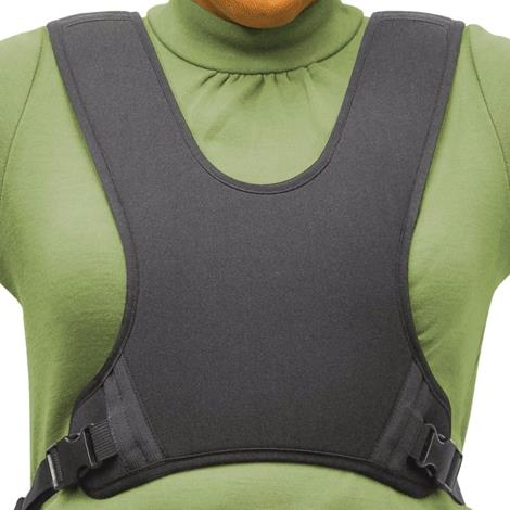 Therafin TheraFit Vest With Comfort Fit Straps,Full Shape,2X-Large,Each,30593