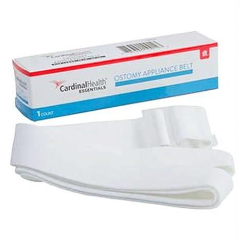 """Cardinal Health Adjustable Ostomy Belt For Hollister Pouches,Large,Fits Waist Size 29""""- 49"""",Each,8299"""