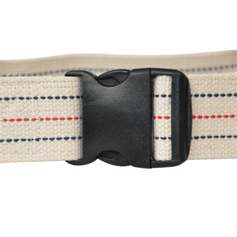 Complete Medical ASSIST-N-GO Gait Belts,Quick Release Plastic Buckle,Each,BJ210272