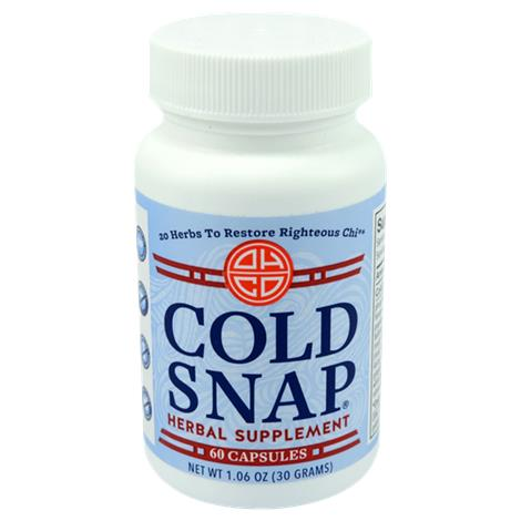 OHCO Cold Snap Capsules,120 Capsules,Each,206795