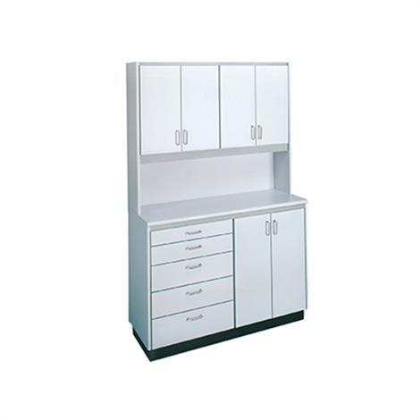 Hausmann Free Standing Cabinet Unit