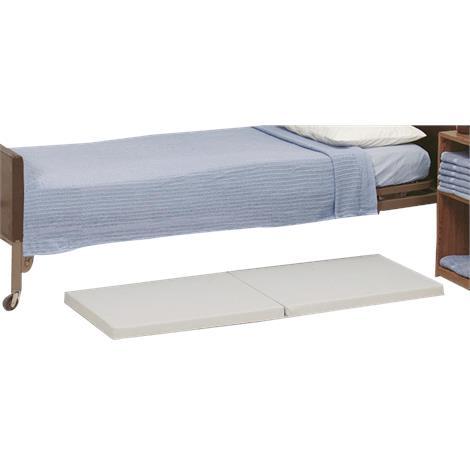 "Medline Bedside Folding Floor Mat,60""L x 24""W x 2""H,Each,MDR11A2460"