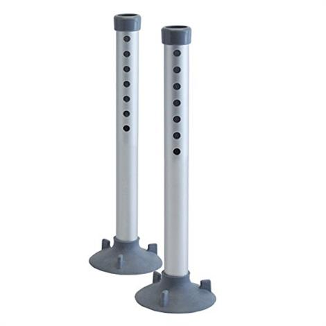 Economy Transfer Bath Bench Leg Extension Set,Leg Extension Set with suction cups,Each,NC28949-3