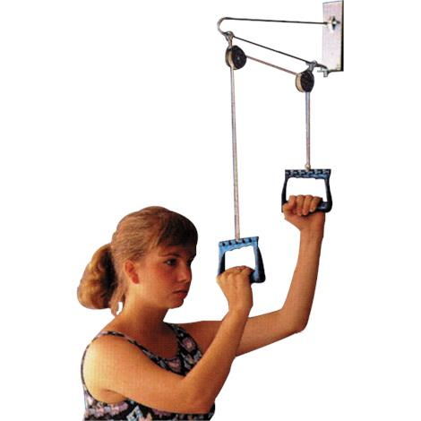 Essential Medical Overdoor Exercise Pulley Set,Exercise Pulley Set,Each,P1102